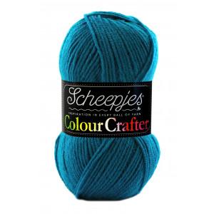 Image of   Scheepjes Colour Crafter Garn Unicolor 1829 Wilnis