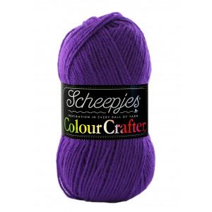Image of   Scheepjes Colour Crafter Garn Unicolor 2001 Antwerpen