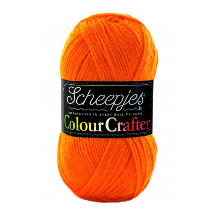 Image of   Scheepjes Colour Crafter Garn Unicolor 2002 Gent