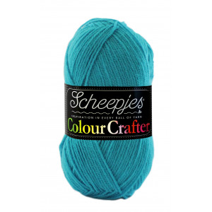 Image of   Scheepjes Colour Crafter Garn Unicolor 2012 Knokke