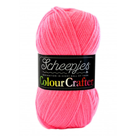 Image of   Scheepjes Colour Crafter Garn Unicolor 2013 Mechelen