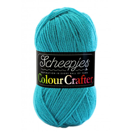 Image of   Scheepjes Colour Crafter Garn Unicolor 2015 Bastogne