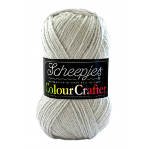 Image of   Scheepjes Colour Crafter Garn Unicolor 2019 Niklaas