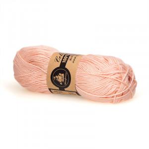 Mayflower Cotton 8/4 Organic Økologisk Garn 03 Fersken