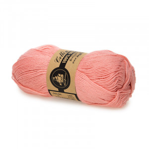 Mayflower Cotton 8/4 Organic Økologisk Garn 05 Rosa