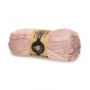 Mayflower Cotton 8/4 Organic Økologisk Garn 07 Støvet Rosa