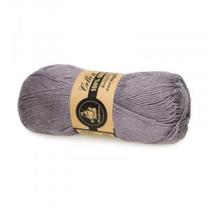 Mayflower Cotton 8/4 Organic Økologisk Garn 08 Støvet Lavendel