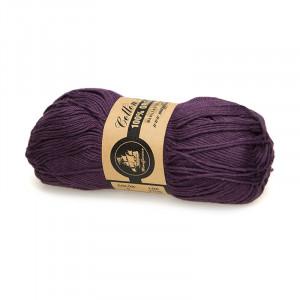 Mayflower Cotton 8/4 Organic Økologisk Garn 09 Lavendel