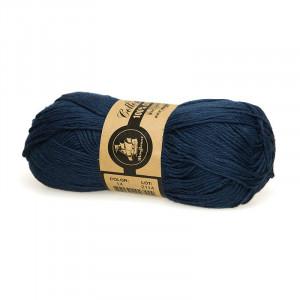 Mayflower Cotton 8/4 Organic Økologisk Garn 14 Marineblå