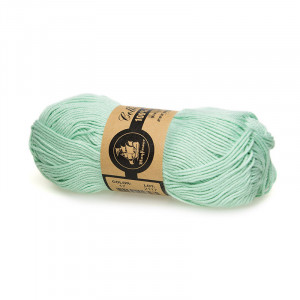 Mayflower Cotton 8/4 Organic Økologisk Garn 17 Mintgrøn