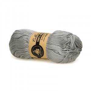 Mayflower Cotton 8/4 Organic Økologisk Garn 18 Grå