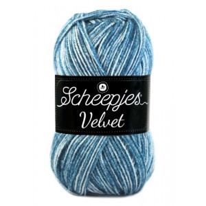 Scheepjes Colour Crafter Velvet Garn Print 842 Taylor