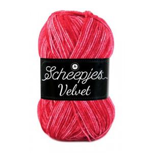 Scheepjes Colour Crafter Velvet Garn Print 846 Monroe