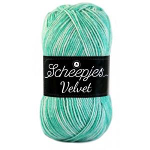 Scheepjes Colour Crafter Velvet Garn Print 843 Dean