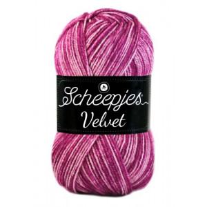 Scheepjes Colour Crafter Velvet Garn Print 848 Rogers