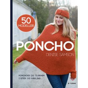 Poncho - Bog af Denise Samson