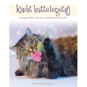 Kækt Kattelegetøj - Bog af Sara Elizabeth Kellner