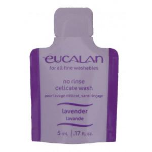 Eucalan uldvaskemiddel med lanolin lavendel - 5ml fra Eucalan fra rito.dk