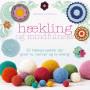Hækling og mindfulness - Bog af Betsan Corkhill