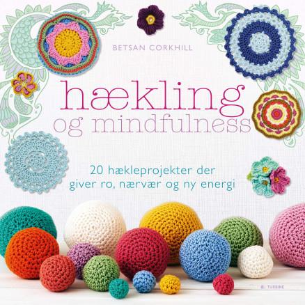 Image of   Hækling og mindfulness - Bog af Betsan Corkhill