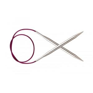KnitPro Nova Metal Rundpinde Messing 50cm 10,00mm / 19.7in US15
