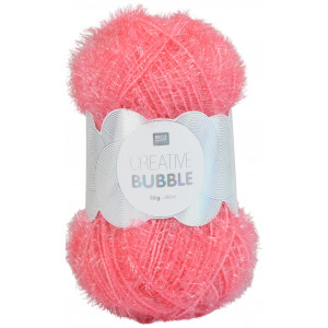 Rico Creative Bubble Garn Unicolor 004 Pink