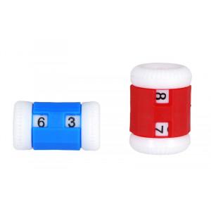 Knitpro Omgangstæller / Pindetæller 2,00-6,50mm - 2 stk