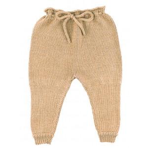 Go handmade Baby Gamacher Valnød - Bukser Strikkekit str. 3 - 6 mdr
