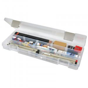 ArtBin Plastboks til knapper og tilbehør Transparent 31,5x11,5x3,5cm