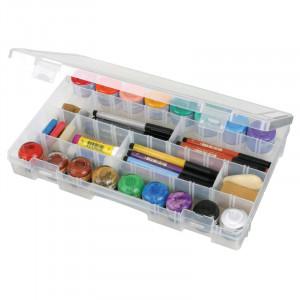 ArtBin Plastboks til tilbehør Transparent 35,5x22x5cm