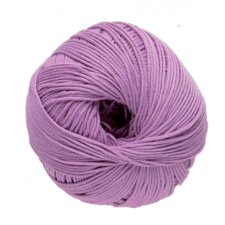 Image of   DMC Natura Just Cotton Garn Unicolor 31 Lyselilla