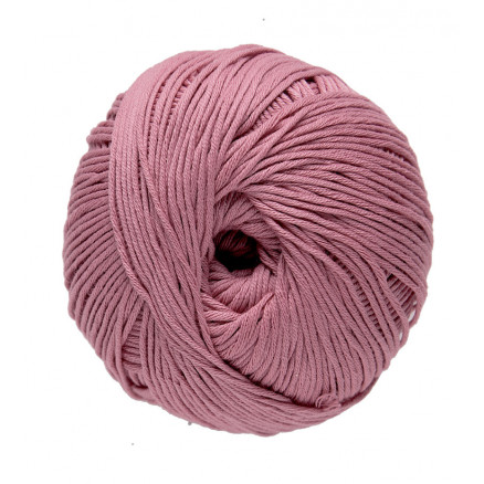 Image of   DMC Natura Just Cotton Garn Unicolor 33 Gammelrosa
