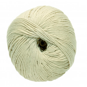 Image of   DMC Natura Just Cotton Garn Unicolor 36 Lys Lime