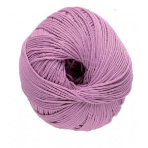 DMC Natura Just Cotton Garn Unicolor 51 Rosa