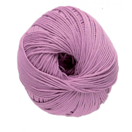 Image of   DMC Natura Just Cotton Garn Unicolor 51 Rosa