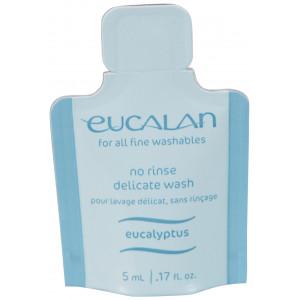 Eucalan Uldvaskemiddel med Lanolin Eukalyptus - 5ml