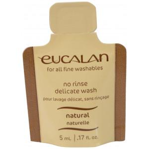 Eucalan Eucalan uldvaskemiddel med lanolin neutral - 5ml på rito.dk