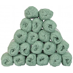 Drops Loves You 8 Garnpakke Unicolor 09 Mint - 20 stk