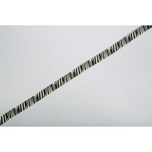 Boutique Bånd Zebra 5m 15mm