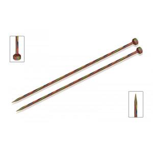KnitPro Symfonie Strikkepinde / Jumperpinde Birk 25cm 3.00mm / 9.8in US2½