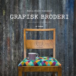 Grafisk broderi - Bog af Maria Snare Johnsson