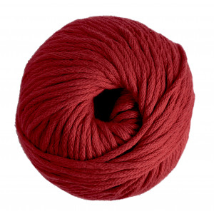 DMC Natura XL Garn Unicolor 05 Rød
