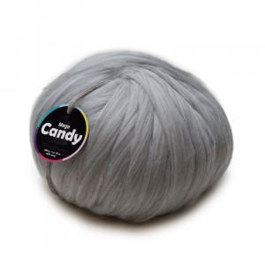 Mayflower Mega Candy Kæmpe Garn Unicolor 5004 Grå