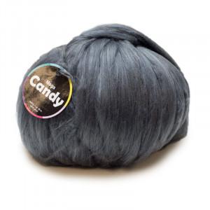 Mayflower Mega Candy Kæmpe Garn Unicolor 5005 Mørkegrå