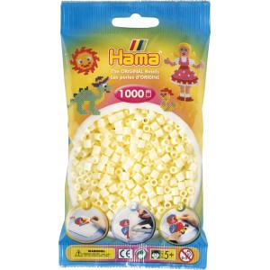 Hama Midi Perler 207-02 Creme - 1000 stk