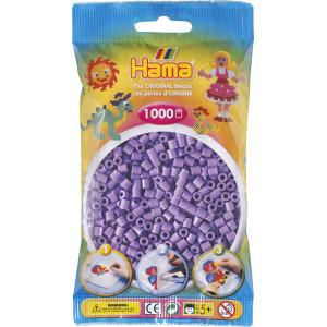 Hama Midi Perler Pastel Lilla 1000 stk