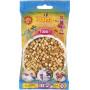 Hama Midi Perler 207-61 Guld - 1000 stk
