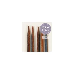 Garnstudio - drops Drops strømpepinde træ 20cm 3,00mm us2.5 pro romance fra rito.dk