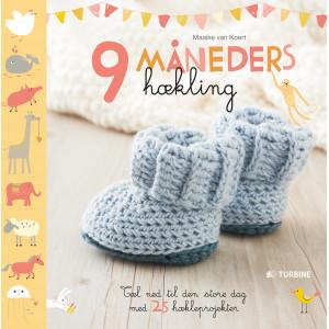 9 måneders hækling - Bog af Maaike van Koert