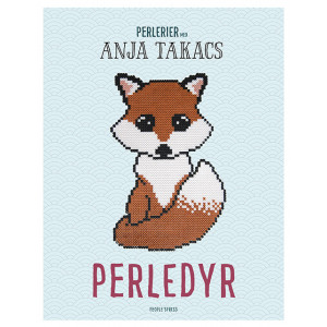 Perledyr - Bog af Anja Takacs
